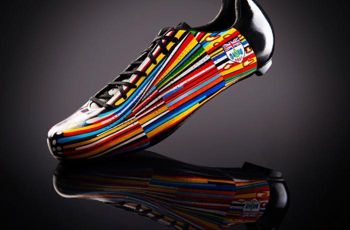e5093ab19368 Custom Cycling Art Shoes - Martin Procter